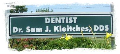 Sam Kleitches, DDS